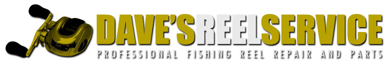 Professional Fishing Reel Repair and Parts | Dave's Reel Service